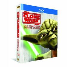 Artikelbild Star Wars: The Clone Wars - Staffel 2 Blu-Ray Collectors Edition NEU OVP