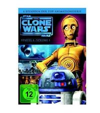 Artikelbild Star Wars: The Clone Wars - Staffel 4.1 DVD 6 Episoden NEU OVP