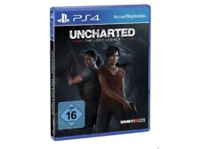Artikelbild PS4 Uncharted The Lost Legacy Spiel Sony Playstation exclusiv Spin-Off   NEU OVP