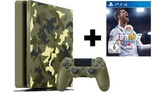 "Artikelbild Sony Playstation 4 Slim 1TB camouflage + Spiel ""That's You"" + FIFA 18 NEU OVP"