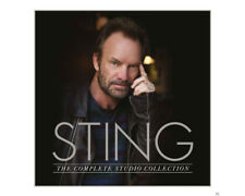 Artikelbild Sting - The Complete Studio Collection LTD 16-LP Box - Vinyl