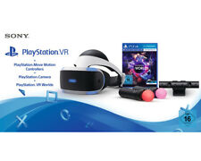 Artikelbild SONY PlayStation VR + Move Motion Controllers + Camera + VR Worlds