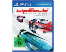 Artikelbild WipEout Omega Collection [PlayStation 4] NEU & OVP