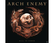 Artikelbild Arch Enemy - Will To Power - (LP + Bonus-CD)