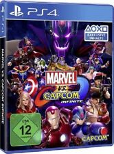 Artikelbild PS4 Marvel vs Capcom Infinite 1-2 Player Beat'em up PS4 Pro optimiert    NEU OVP
