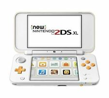 Artikelbild New Nintendo 2DS XL Weiss-Orange, NEU OVP