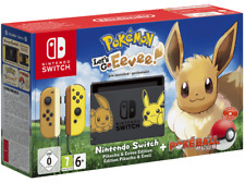 Artikelbild NINTENDO Switch Pokémon - Let's Go Evoli! Edition
