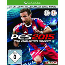 Artikelbild PES 2015: Pro Evolution Soccer - Day One Edition [Xbox One] NEU & OVP