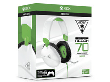 Artikelbild 2537737 Turtle Beach Ear Force Recon 70X weiß Gaming Headset XBOX ONE - NEU OVP