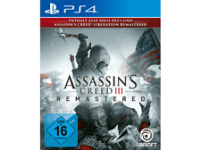 Artikelbild Assassin's Creed III Remastered - PlayStation 4