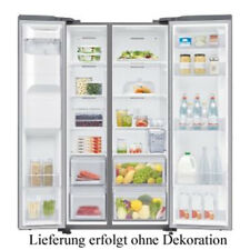 Artikelbild Samsung RS64R5302M9 Side by Side EEK: A++ Edelstahl-Look 178cm Crushed Ice WIFI
