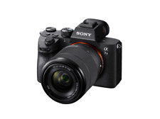 Artikelbild SONY Alpha 7 M3 KIT (ILCE-7M3K) Systemkamera, `` 300€ Media Markt Coupon``