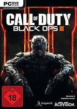 Artikelbild Call of Duty Black Ops III (PC) Day One Edition inkl. Nuketo