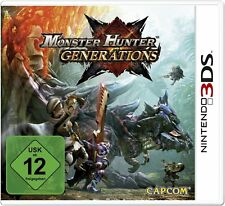Artikelbild Monster Hunter Generations (3DS) NEU OVP