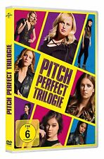 Artikelbild PITCH PERFECT DVD Trilogie (Anna Kendrick, R.Wilson B.Snow) deutsch NEU