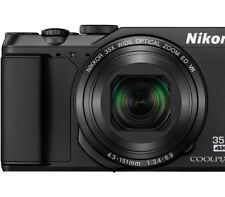 Artikelbild NIKON COOLPIX A 900 Schwarz Digitalkamera 4K 20 MP 35x optischer Zoom