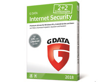 Artikelbild G DATA Internet Security 2PC+2Android 2018 365Tage