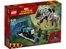 Artikelbild LEGO Rhino Face-Off by the Mine (76099)