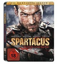 Artikelbild Spartacus Staffel 1 Blood and Sand Steelbook Blu Ray OVP