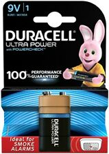 Artikelbild Duracell Batterien Ultra Power 9V (MX1604/6LR61)