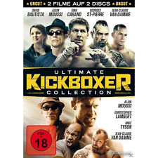 Artikelbild Ultimate Kickboxer Collection DVD van Damme
