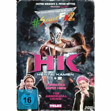 Artikelbild #Schlefaz Hentai Kamen 1 + 2 DVD Forbidden Super Hero Abnormal Crisis