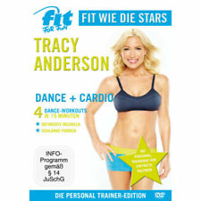 Artikelbild Fit for Fun Tracy Anderson Dance + Cardio DVD Fit Wie Die Stars