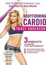 Artikelbild Fit For fun Tracy Anderson Fit Wie Die Stars Bodyforming Cardio