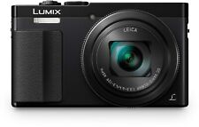 Artikelbild PANASONIC Lumix DMC-TZ71 Digitalkamera Schwarz 12,1 MP 30x opt. Zoom TFT NEU&OVP