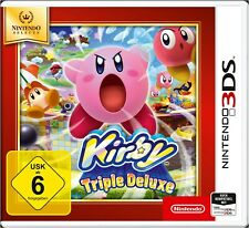 Artikelbild Nintendo DS / DS Lite Software 3DS Kirby Triple Deluxe Selects