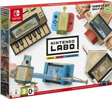 Artikelbild Nintendo Switch Zubehör Labo: Toy-Con 01 Multi-Set