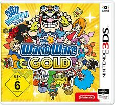 Artikelbild Nintendo DS / DS Lite Software 3DS Wario Ware Gold