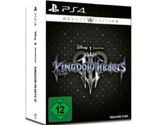 Artikelbild PS4 Kingdom Hearts III (Deluxe Edtion)