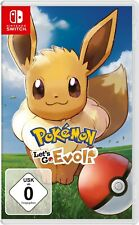 Artikelbild Nintendo Switch Game Pokémon: Let's Go, Evoli!