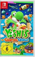Artikelbild Nintendo Switch Game Yoshi's Crafted World