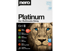 Artikelbild 2463471 NERO 2019 Platinum Version - 4K Multimedia Suite - deutsch- NEU OVP