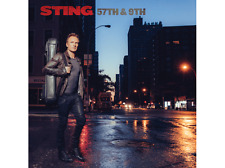 Artikelbild Sting - 57th & 9th Limited Super Deluxe Edition CD + DVD NEU OVP
