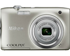 Artikelbild NIKON COOLPIX A100 Digitalkamera 20.1 MP 26-130 mm Silber 2093051
