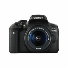 Artikelbild Canon EOS 750 D + 18-55MM IS STM FUll HD Touch Schwenkdisplay 24MP