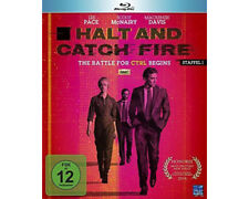 Artikelbild HALT AND CATCH FIRE - Staffel 1 -  BLU-RAY - NEU OVP