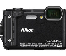 Artikelbild NIKON Coolpix W300 Digitalkamera Schw. 16 MP 5x opt. Zoom TFT-LCD WLAN