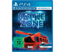 Artikelbild SONY INTERACTIVE PS4 BATTLE ZONE FÜR PLAYSTATION VR NEU OVP