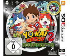 Artikelbild Nintendo 3DS Yo-Kai Watch 2 Knochige Gespenster NEU OVP