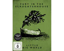 Artikelbild Fury In The Slaughterhouse - Little Big World (Limitierte Deluxe-Edition) NEU