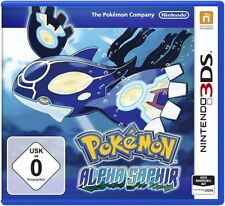 Artikelbild Nintendo DS / DSi / DSi XL / 3DS Game 3DS POKEMON ALPHA SAPHIR
