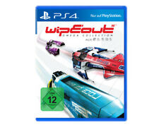 Artikelbild PS4 Wipeout Omega Collection NEU OVP