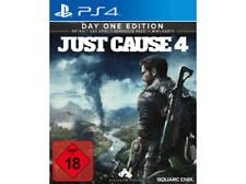 Artikelbild Just Cause 4 Day One Edition PS4 NEU OVP