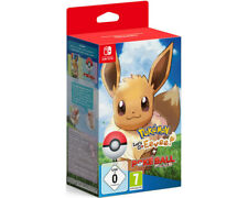 Artikelbild NIntendo Switch Spiel Pokemon Let's Go, Evoli! + Pokeball Plus,neu