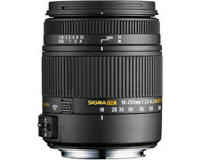 Artikelbild SIGMA 883962 18 mm-250 mm f/3.5-6.3 DC, OS, System: Sony A-Mount