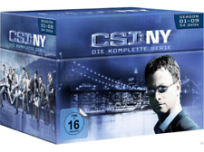 Artikelbild CSI: NY -komplette Serie (54 DVDs) Staffel 1-9 Komplettbox (CSI New York)
